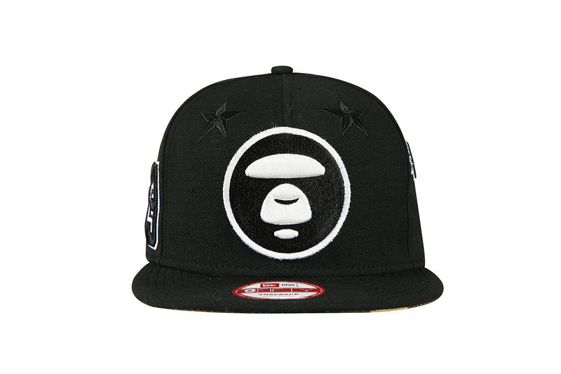 0f1ce817ba4 AAPE by A Bathing Ape x New Era Seoul Limited Edition Cap