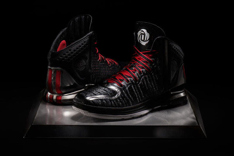 50181637f757 adidas and Derrick Rose have officially unveiled the D Rose 4