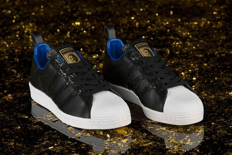 adidas Originals Superstar 80s Derrick Rose 25th Birthday Edition ... 3e64642da