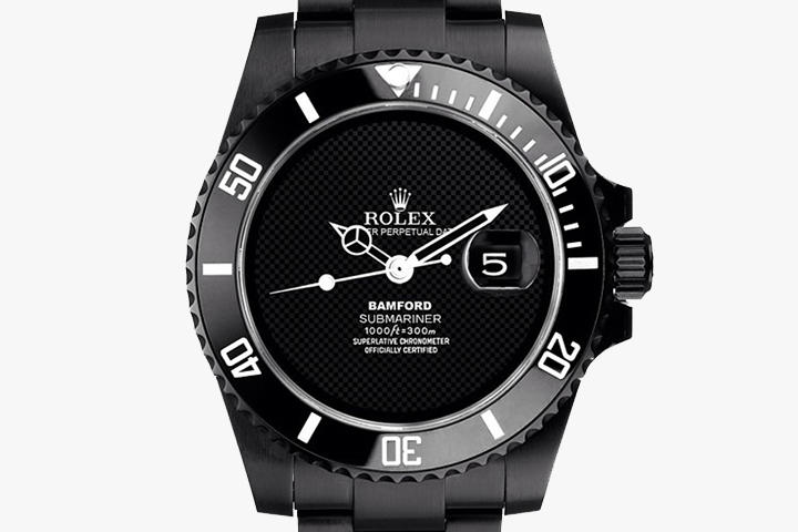 Bamford Watch Department Rolex Submariner Ceramic Date Spirit Preview