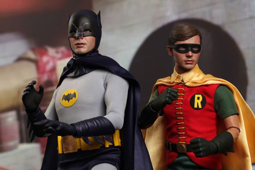 Hot Toys Batman 1966 TV Series 1:6 Scale Collectible Figure