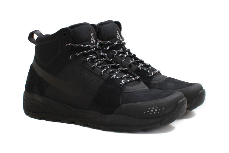 93be911ca81 Nike ACG Alder Mid Black Gamma Green