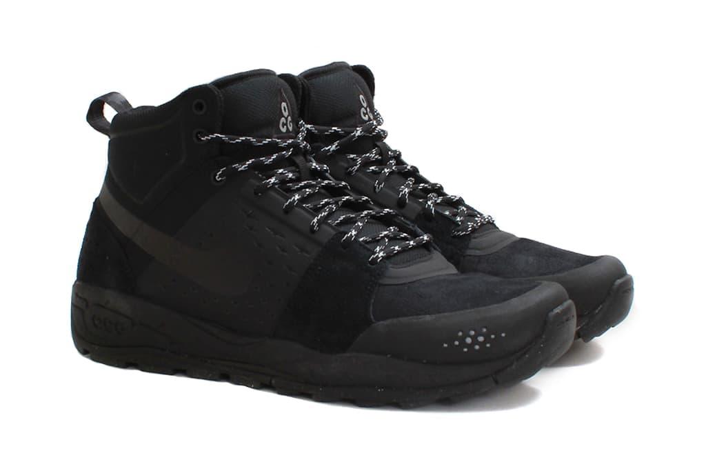 Nike ACG Alder Mid Black/Gamma Green