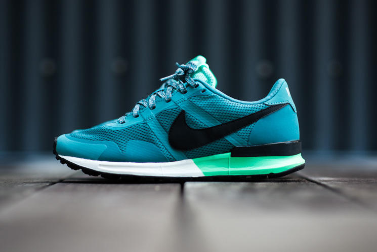 "uk availability b1aca 9ed19 Nikes Air Pegasus 8330 is back with a new ""mineral teal"" colorway that  has us wishing it was"
