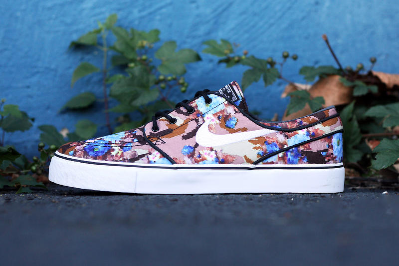 "After the highly popular March release of the Nike SB Zoom Stefan Janoski  ""Digital Floral"" comes a ad8274aee07a"