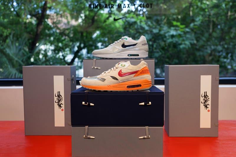 cheap for discount e4645 cbff5 Polls Nike Air Max 1 CLOT