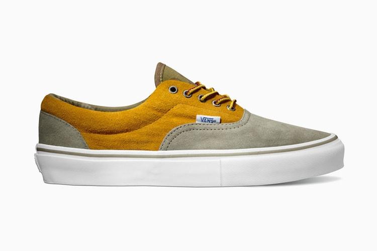 46a32270be Vans Vault Fall 2013 Era LX Suede   Camo Pack