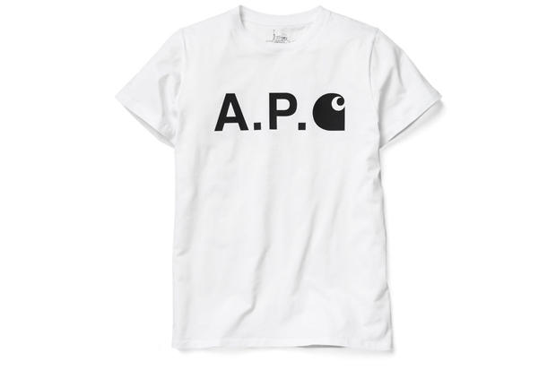 A.P.C. x Carhartt WIP 2013 Fall/Winter Collection Preview