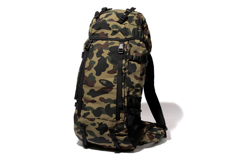 e5e2ae512fd5 A Bathing Ape and Porter team up to release their 1ST CAMO capsule  collection for the Fall Winter