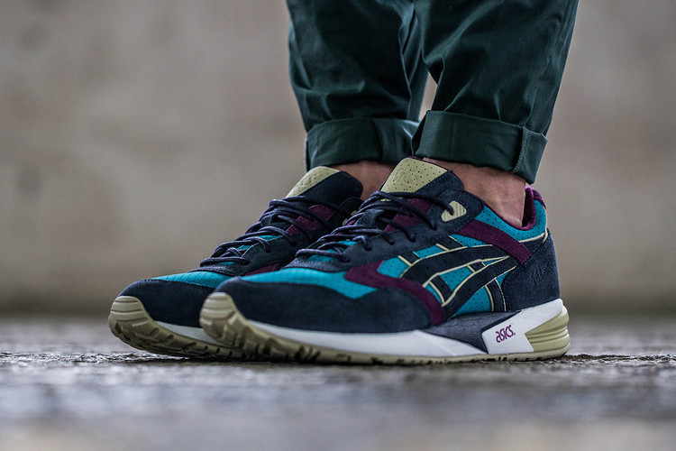 "93c59985c65 A Closer Look at the BAIT x ASICS Gel Saga ""Phantom Lagoons"""