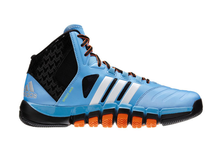 sale retailer 29d14 6279f adidas Basketball Unveils the Crazy Ghost