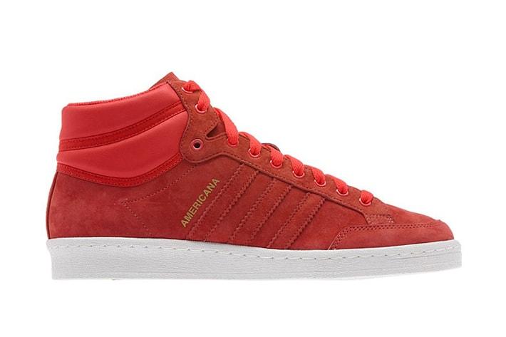 hot sale online 39e5c 683de adidas Originals 2013 Fall Winter Americana Hi 88