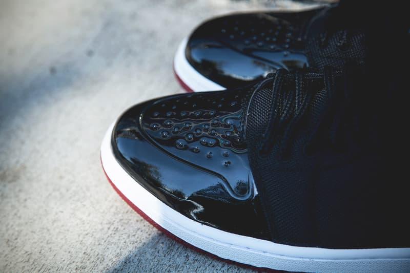 93ce6b329b0 Air Jordan 1 Retro '95 TXT Black/Red   HYPEBEAST