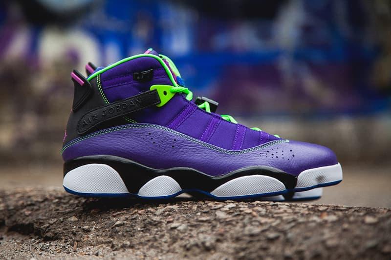 541ab26f4d77d5 Air Jordan 6 Rings