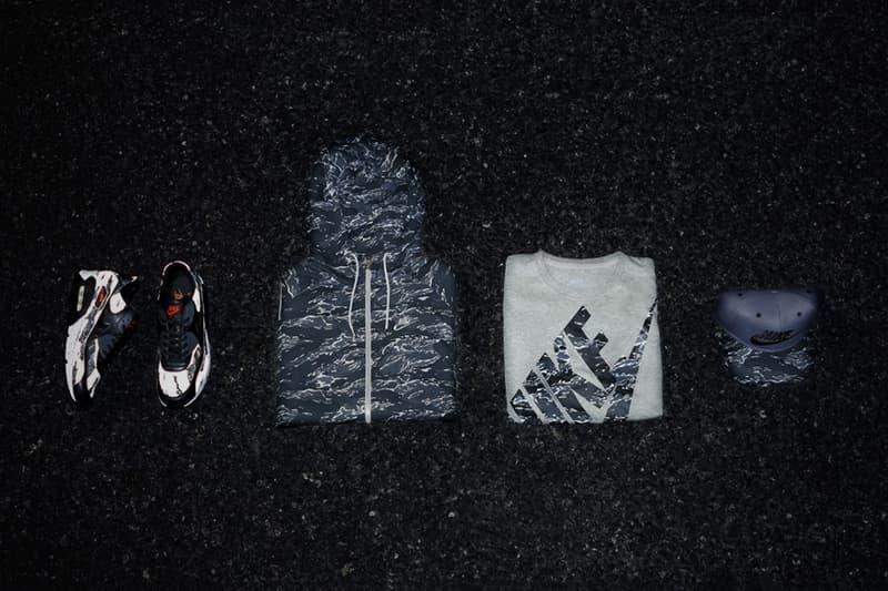"atmos x Nike Air Max 90 ""Black Tiger Camo"