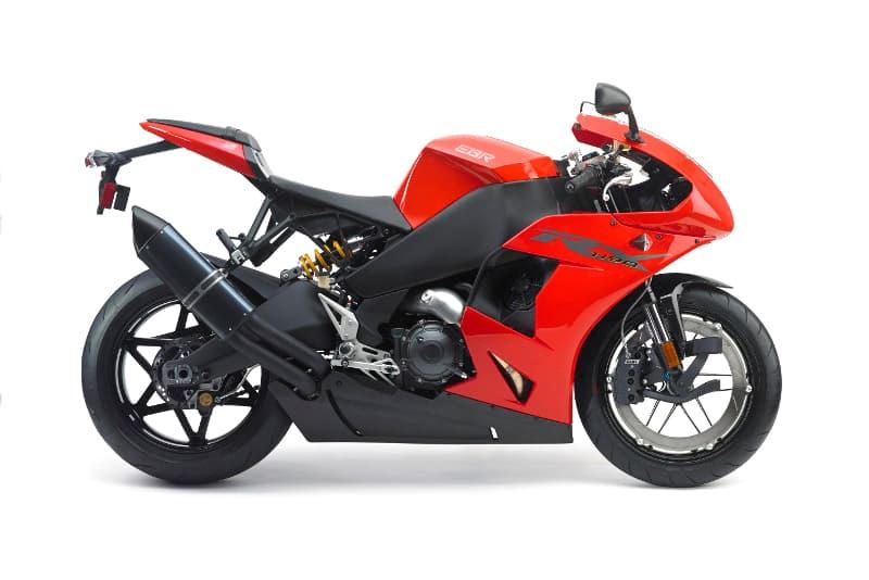 Erik Buell Racing Debuts New 1190RX Superbike