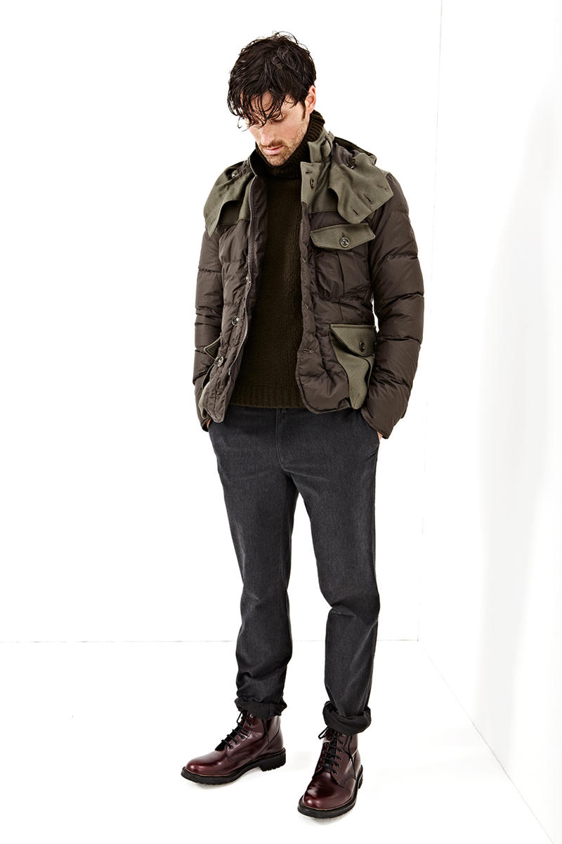 Esemplare 2013 Fall/Winter Lookbook