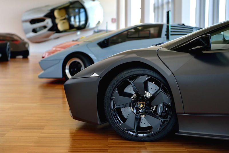 Get Inside The Museo Lamborghini With Google Maps Hypebeast