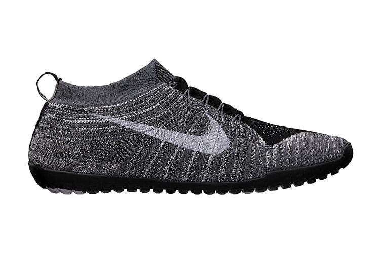 new product 0122f 22e91 Nike Free Hyperfeel Black Wolf Grey-Dark Grey