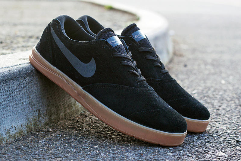 Nike SB Koston 2 Black Anthracite-Gum Medium Brown  823b581e9d