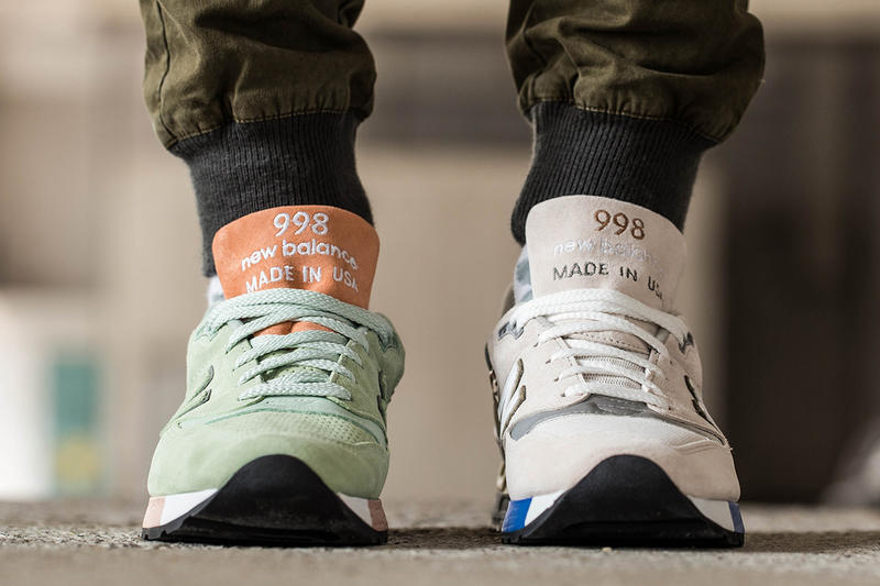 on sale 33745 f90ea Polls: Concepts x New Balance 998