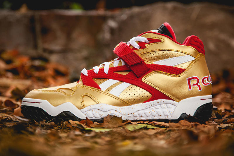 new styles dae52 806fc The Reebok Pump Paydirt Mid is set to drop in a new San Francisco  49ers-inspired colorway. This