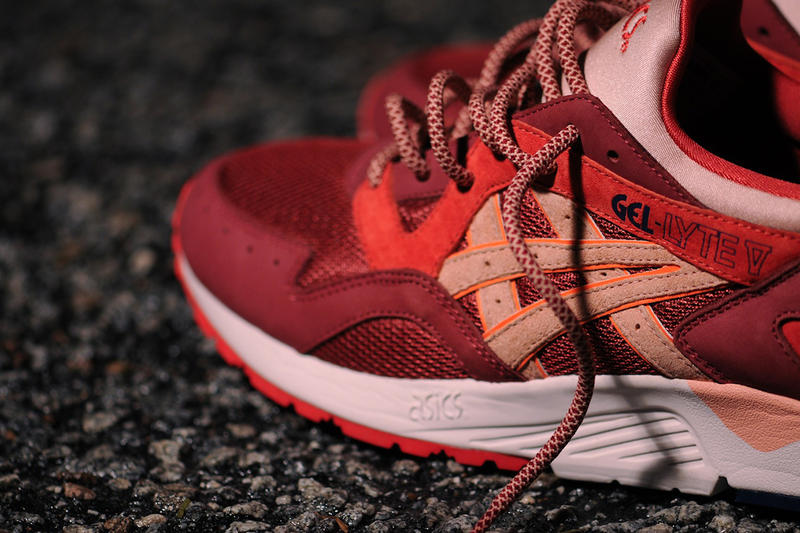 official photos 53be6 d0ac5 Ronnie Fieg x ASICS Gel Lyte V