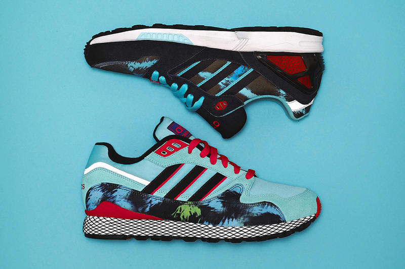 64337b2a8f8d British shoe retailer size  and adidas Originals have teamed up to produce  new takes on classic