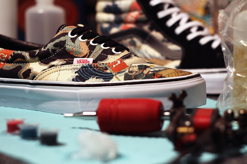 04bc7bdf59c619 UBIQ x Vault by Vans 2013 Fall Winter Collection