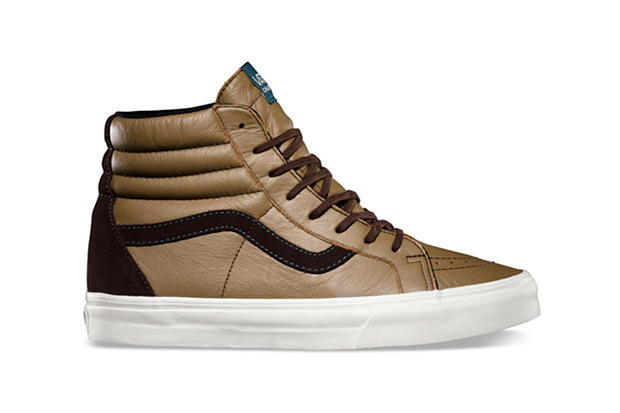 d27fede71f ... Sk8-Hi Reissue CA Leather Pack. Inspired by motorcycle culture and its  affinity for worn-in leather