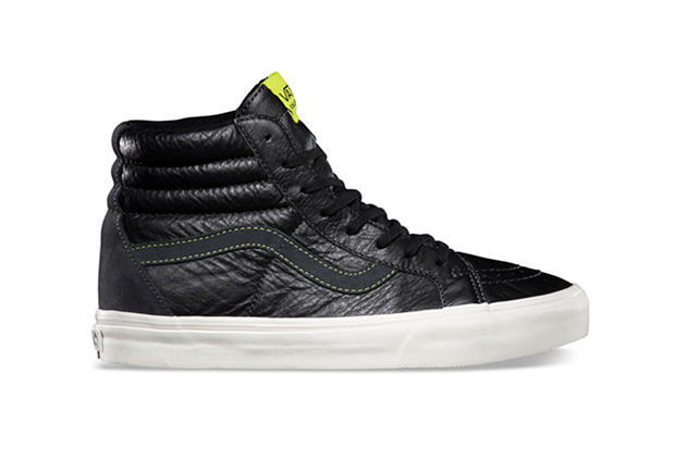 e3216ec164 Vans California 2013 Fall Sk8-Hi Reissue CA Leather Pack