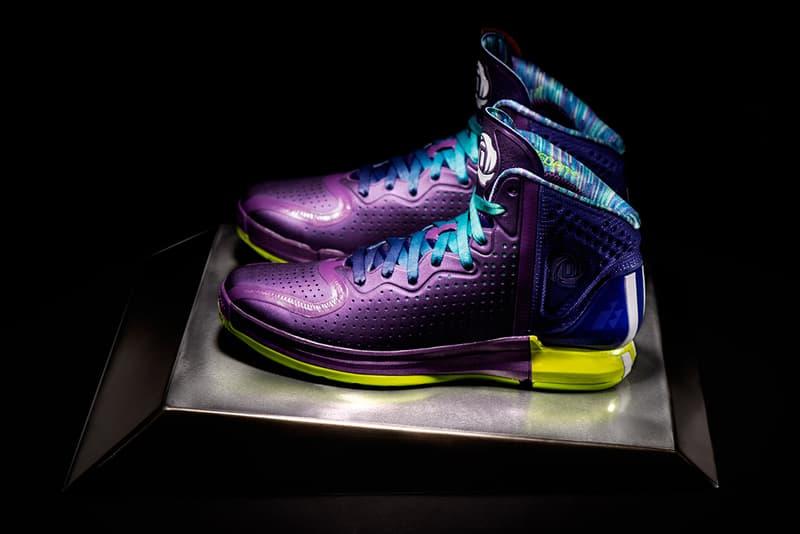 timeless design 4cece 1a0b7 adidas D Rose 4