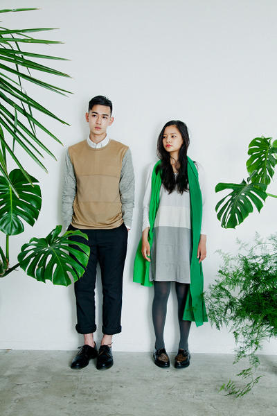 ALOYE 2013 Fall/Winter Lookbook