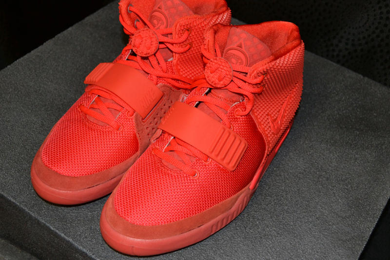 reputable site 96ceb dad76 An Up-Close Look at the Nike Air Yeezy 2