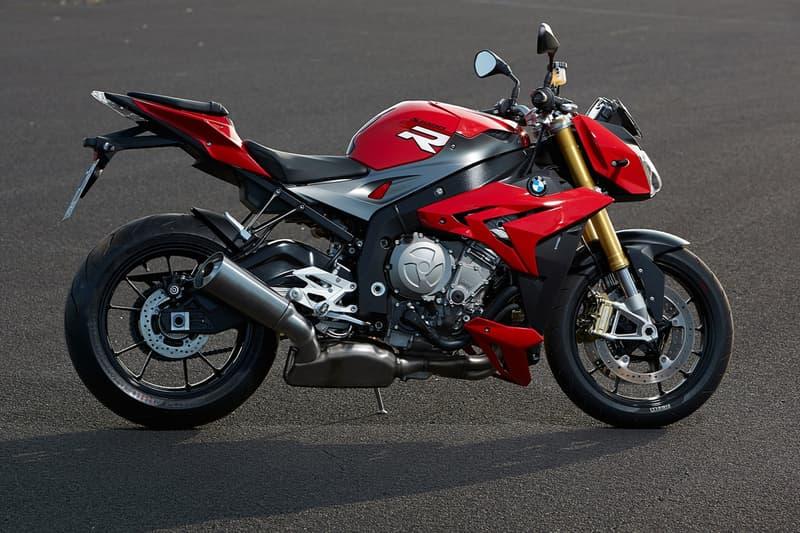 Bmw Motorrad S1000r Hypebeast