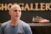 """Danny Waserstein of Shoe Gallery Discusses the """"Flamingoes at War"""" Reebok Classic Leather 30th Anniversary"""