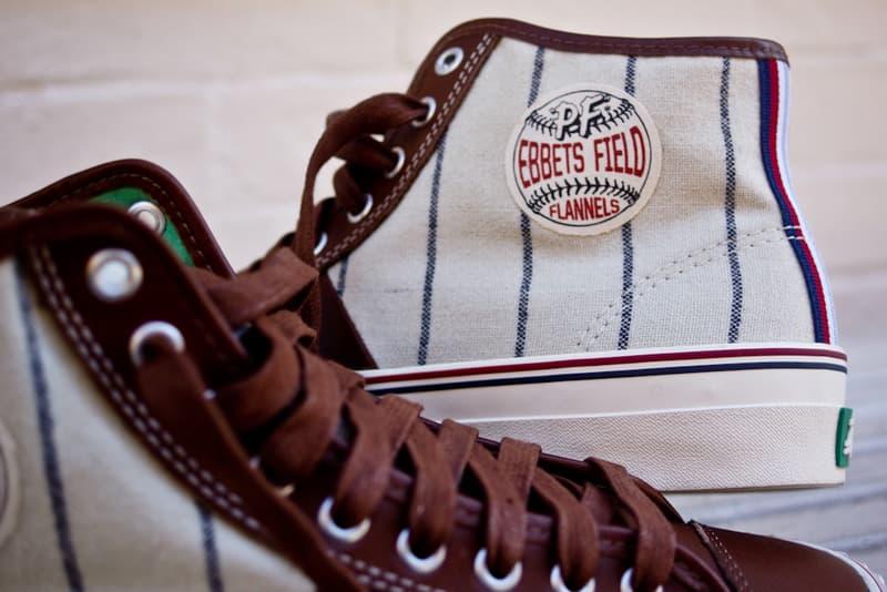 best sneakers 81eba 08553 Ebbets Field Flannels x PF Flyers 2013 Fall Winter Center Hi   HYPEBEAST