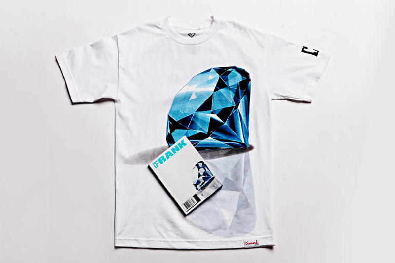 Frank151 x Diamond Supply Co. T-Shirt & Cover for PacSun