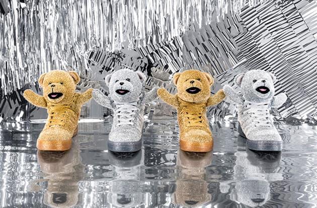 adidas Originals by Jeremy Scott 2013 Holiday Bears