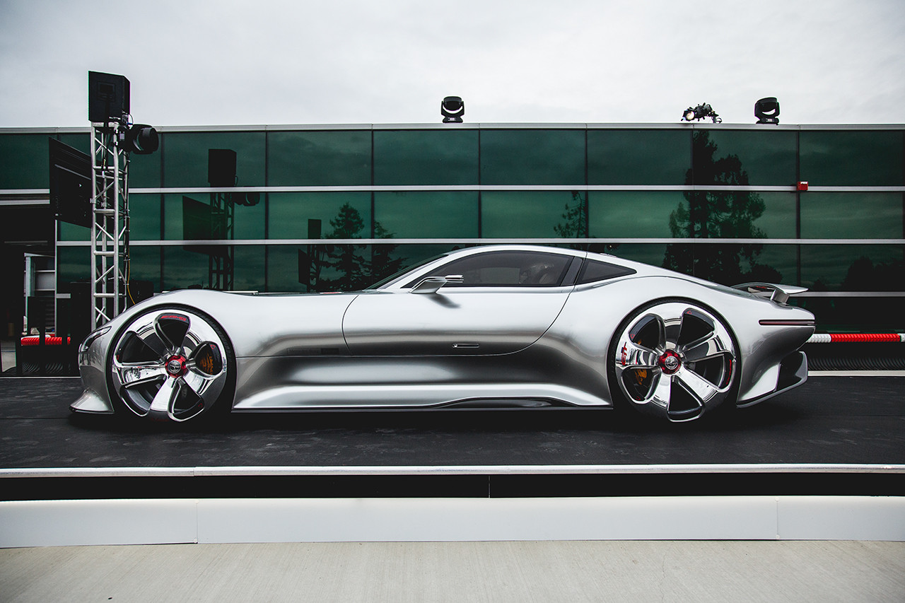 The Internet Was Set Ablaze Recently When Mercedes Benz Introduced Its  Latest Supercar, The AMG