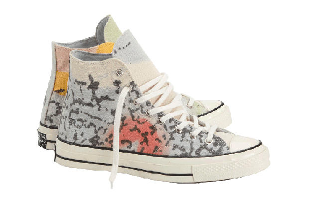 ... Chuck Taylor All Star. Renowned for his neo-appropriation artworks 4f603dea7