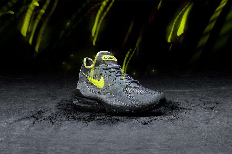"""Nike Air Max 93 """"Volt"""" size? Exclusive"""