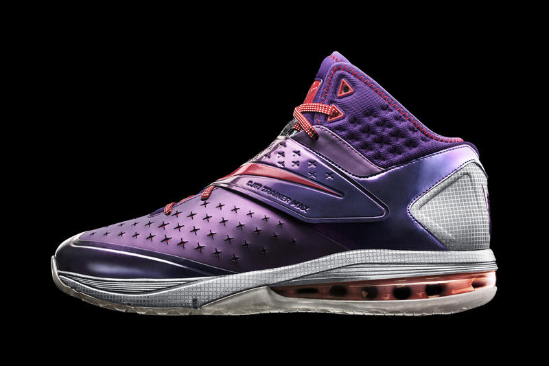 """51b1e46a83a9 Coming from the just launched Nike """"Megatron"""" pack is this """"Megatron""""  colorway of Calvin Johnson's"""