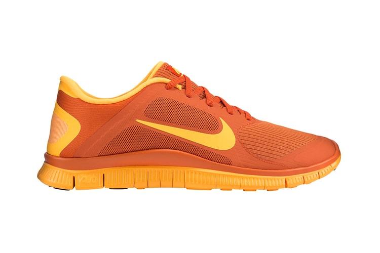 reputable site 290d8 88942 Nike Free 4.0 Urban Orange Laser Orange
