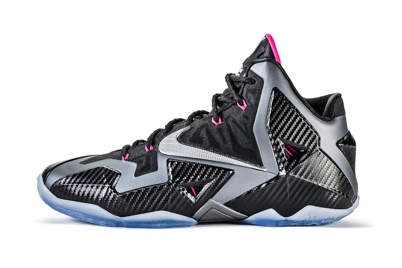 """size 40 1395a 3e21c Nike Basketball renews the """"Miami Nights"""" inspiration, first seen with the  LeBron 8 V 2 Low back in"""