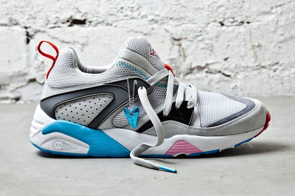 sneaker freaker x puma blaze of glory