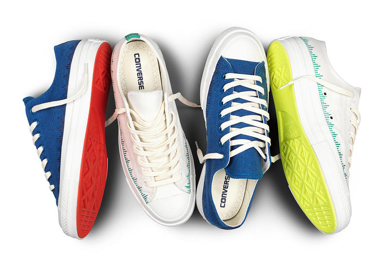 8c00d32113b ... String 1970s Chuck Taylor All Star Collection. For the first time ever