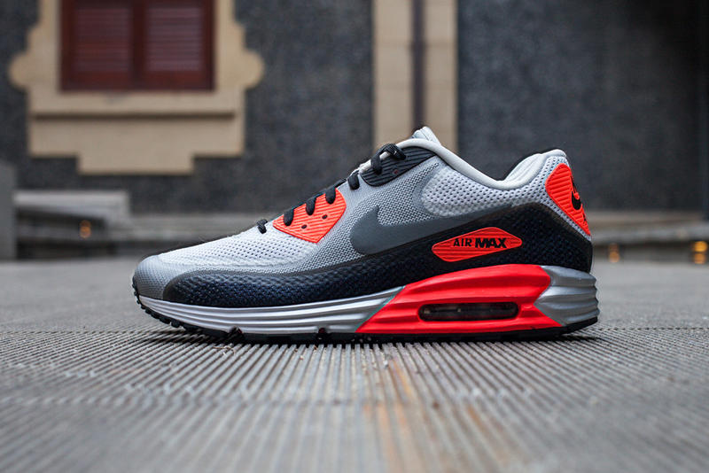 e038bbdc992a4 A Closer Look at the Nike Air Max Lunar90 Infrared