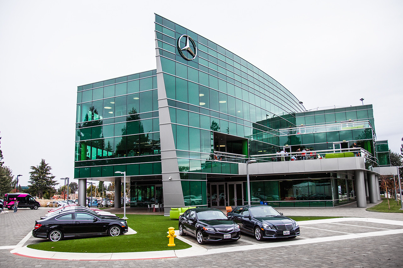 Nice HYPEBEAST Spaces: Mercedes Benz Research And Development North America
