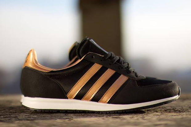 new arrival 1390c 5a7b1 adidas Originals adistar Racer BlackRose Gold Metallic